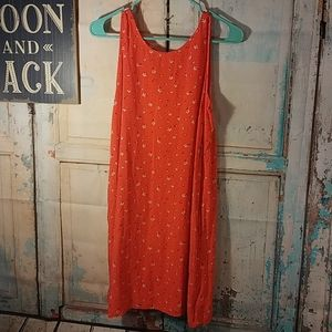 Gap summer dress with pockets size medium